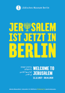 Welcome to Jerusalem, Plakat