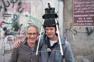 Geschichten aus Jerusalem, Setfoto, Levy, Zumbrunn