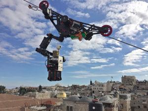 Geschichten aus Jerusalem, Setfoto, Sielbhan, Gimbal