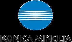 Konica Minolta, Logo
