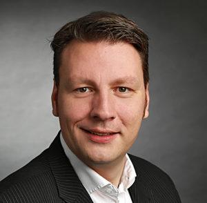 Tim Grevenitz, Vertriebsleiter, Prokurist, MCI, Porträt