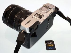 Fujifilm, X-E3, Kamera, IBC2018