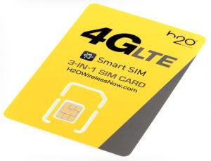 Simly, SIM-Karte