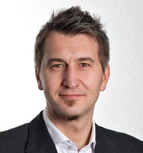 Stefan Weber, Projektmanager, Qvest Media, Porträt