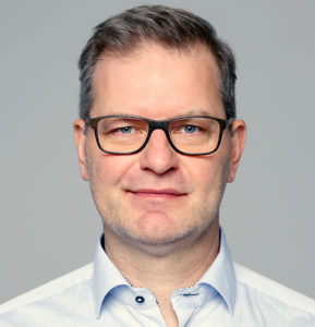 Markus Heinen, Head of Systems Integration, Qvest Media, Porträt