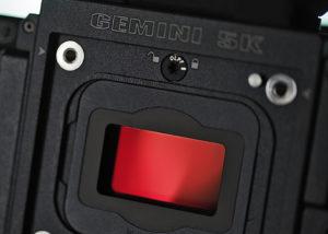 Red, Epic-W, Gemini, Kamera, Sensor