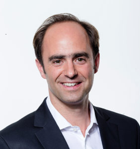 Alessandro Reitano, Vice President Sports Production, Sky Deutschland, Porträt
