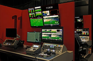 Sky Sport HQ, Production Control Room