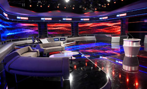Sky Sport HQ, Studio A