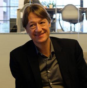 Stefan Weidner, Regional Sales Director Zentral- und Südeuropa, Grass Valley, Porträt