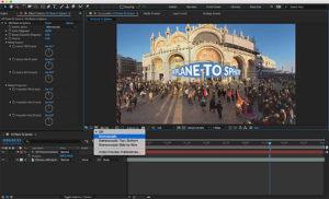 Creative Cloud, NAB2018, Screen