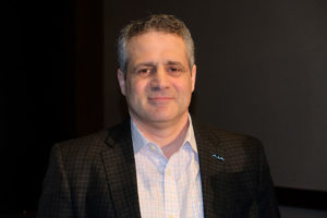 Nick Rashby, President, AJA Video Systems