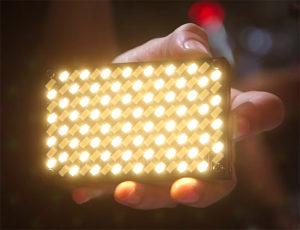 LED-Leuchte, Aputure, Amaran AL-MX, © Nonkonform