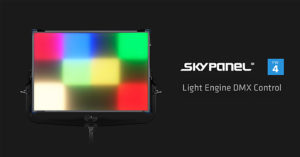 Arri SkyPanel Firmware 4
