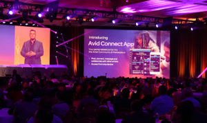 Avid Connect App