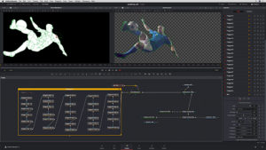 NAB2018, Blackmagic, DaVinci Resolve 15, Rotoscoping