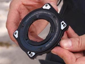 Alexa Mini, Mount für M 0.8, Leica, Objektiv