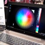 NAB2018-Video: vollautomatische Farbkalibrierung in Laptops von HP