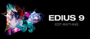 Edius 9, Logo