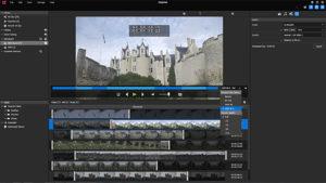 Edius 9, Screenshot, HDR in Mync