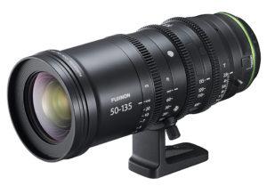 Fujinon, Objektiv, MKX 50-135 mm T2.9