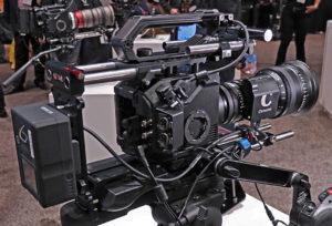 Kamera, Panasonic, EVA1, Firmware 2.0
