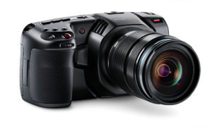 Blackmagic, Pocket Cinema Camera 4K