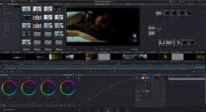 NAB2018, Blackmagic, DaVinci Resolve 15, Grading