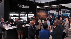 Sigma-Stand NAB2018