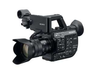 Sony, Camcorder, FS5 II