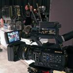 NAB2018: Sony zeigt neue 4K-XDCAM-Handhelds