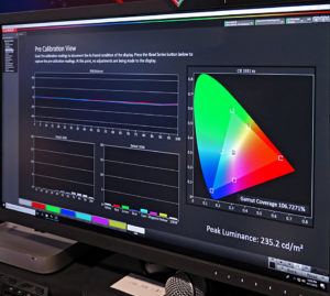 CalMan, Spectracal, Monitorkalibrierung, © Nonkonform