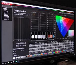 CalMan, Spectracal, Monitorkalibrierung