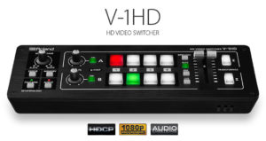V-1HD, Facebook Live