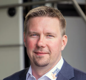 Antti Laurila, Managing Director, Broadcast Solutions UK