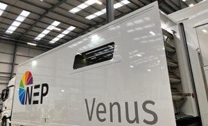 Venus, Ü-Wagen, NEP UK