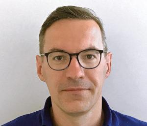 Ralph Jacobi, Leiter Postproduktion, Redseven