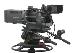 Sony, Kamera, HDC-4300