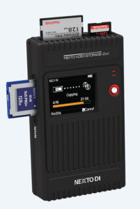 Nextodi, Backup-System, NVS2801-Plus