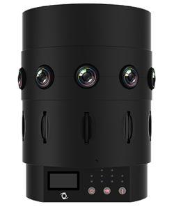 Z Cam, V1, 360-Grad-Kamera