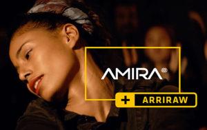 Arri Amira, Arriraw