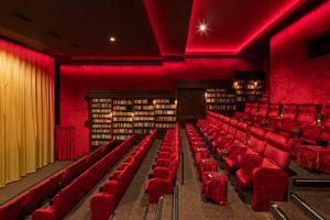Arri-Kino, Bibliothek