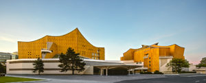 Philharmonie Berlin, Gebäude