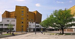 Philharmonie Berlin, Gebäude, © Nonkonform