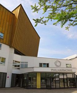 Berliner Philharmoniker, Gebäude, © Nonkonform