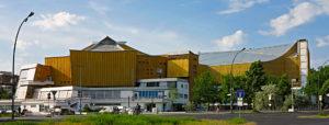 Berliner Philharmoniker, Philharmonie, Gebäude, © Nonkonform