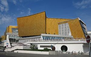 Kammermusiksaal, Philharmonie Berlin, © Nonkonform