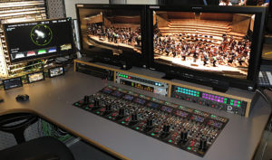 Berliner Philharmoniker, Regie, Kamerakontrolle, © Nonkonform