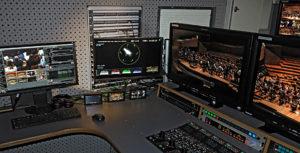 Berliner Philharmoniker, Regie, Monitoring, © Nonkonform