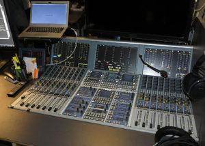 Berliner Philharmoniker, Regie, Audiomischer, © Nonkonform